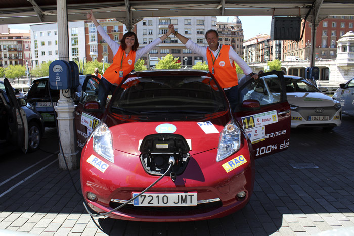 29-Bilbao Rallye-Coche Rojo