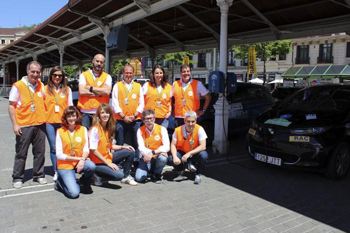 31-Bilbao Rallye- IBIL Team