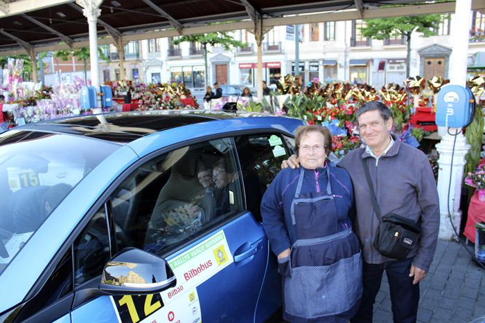 IX Eco Rallye Vasco Navarro. Último día, victoria y celebración.