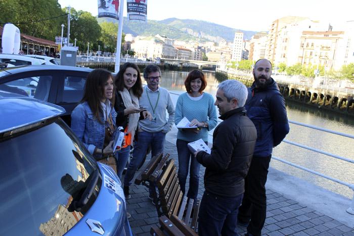 36-Bilbao Rallye - Informe Matutino