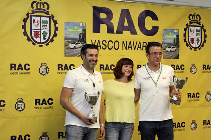 55-Bilbao Rallye- Ceremonia de Entrega