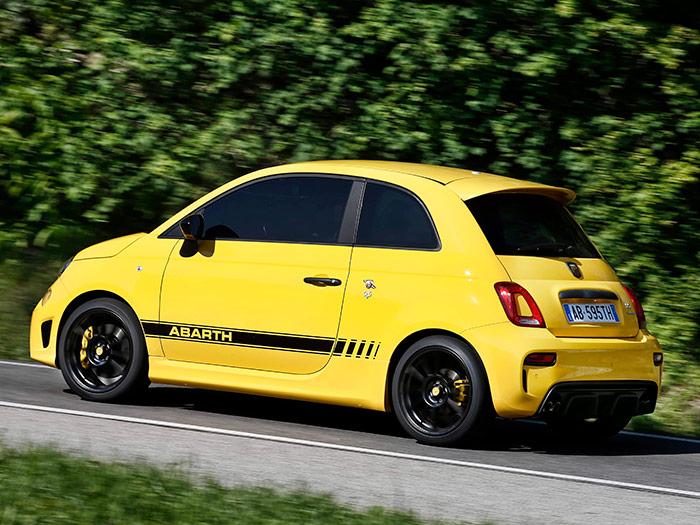Prueba interesante (76): Fiat-Abarth 595 Competizione 1.4-TB 180 CV