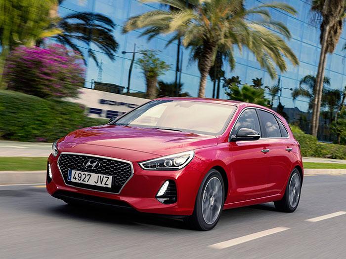 Prueba de consumo (236): Hyundai i-30: 1.6-CRDi 136 CV/1.4-GDi 140 CV