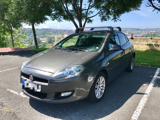 Fiat Bravo Easy GLP de 2014