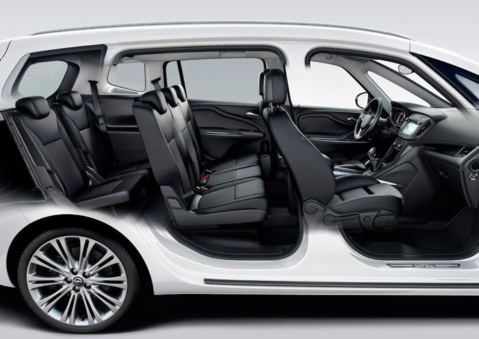 Prueba De Consumo 235 Opel Zafira 16 Cdti 134 Cv 14 T 140 Cv