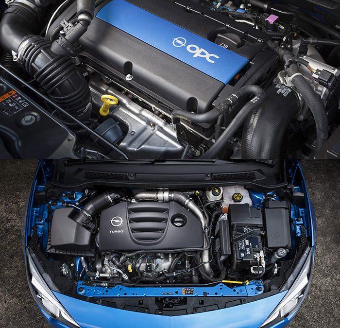 Prueba interesante doble (79): Opel OPC: Corsa 1.6-T 207 CV / Astra 2.0-T 280 CV