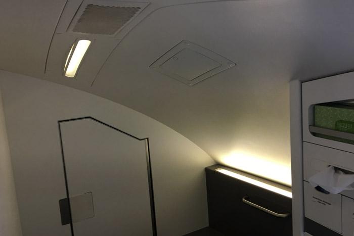 12-Airbus 380- Bathroom