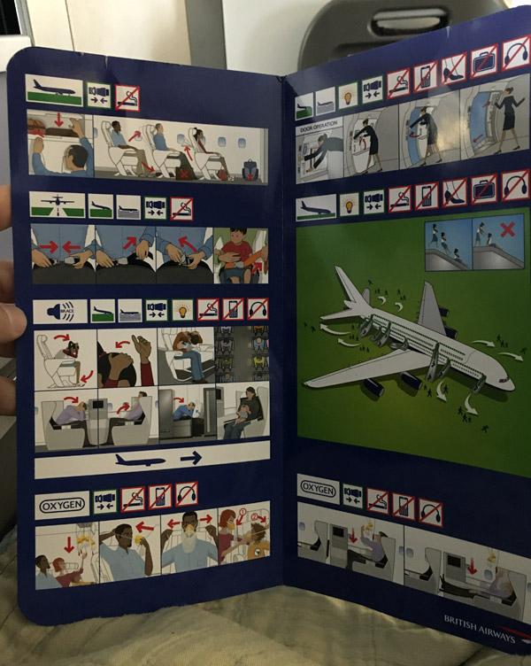 17- Airbus 308- Passenger´s Information