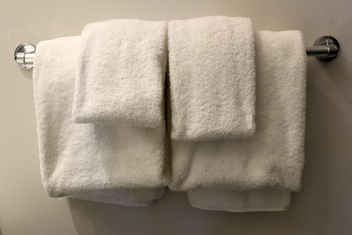 19-Villa Eyrie Resort`s Towels