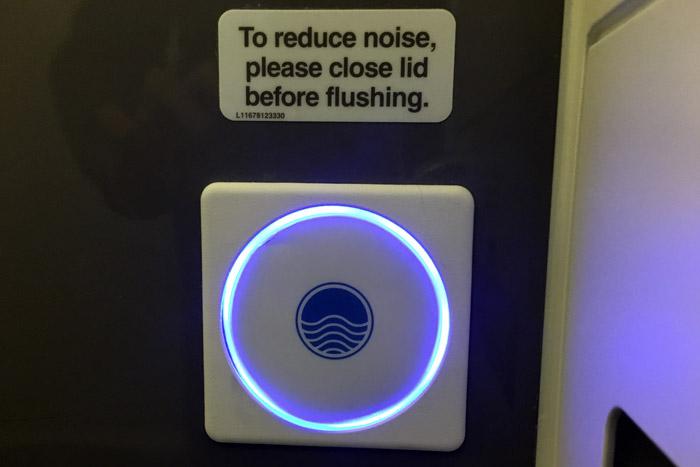 20- Airbus 308- Bathroom Facilities