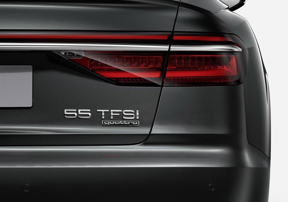 Audi cambia el nombre de sus coches
