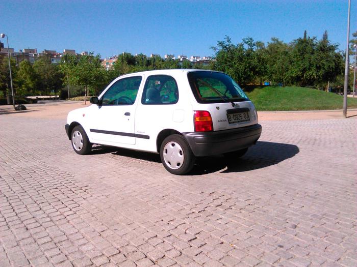 Prueba interesante (81): Nissan Micra 1.3-LX 3P ('93/'94)