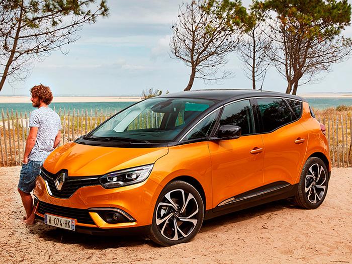"""Prueba de consumo (240): Renault Scénic 1.5-dCi 110 CV llanta 20"""""""