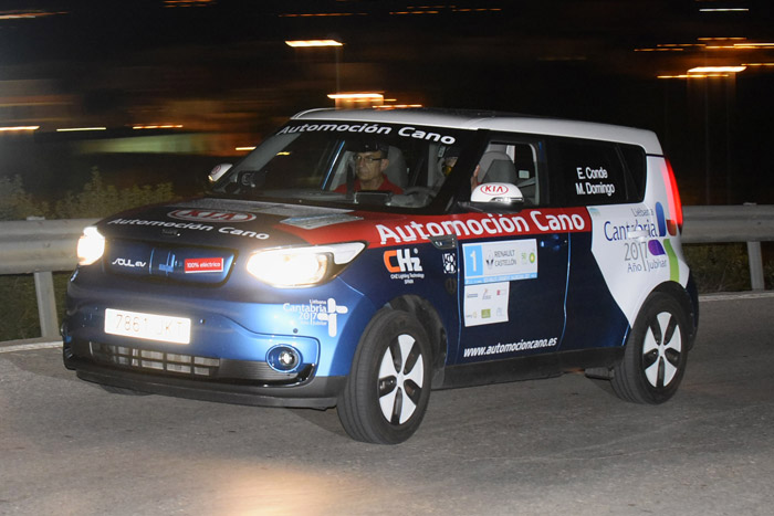 Entre el seno del movimiento ondulatorio y la resonancia :). IV Eco Rallye de la Comunitat Valenciana (2 de 2)