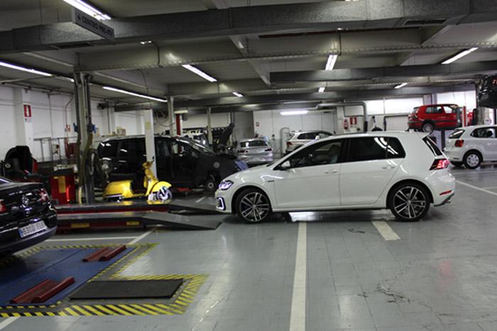 01- Volkswagen- Regularidad A Contrareloj