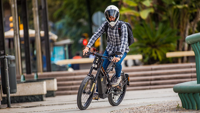 Bultaco Albero 4.5. Descripción y prueba.
