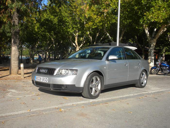 Prueba interesante clásica (83): Audi A-4 quattro 3.0-V6 220 CV (a/m 2002)