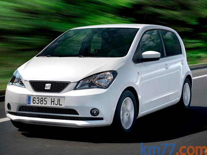 Prueba de consumo (246): Seat Mii 1.0-EcoFuel GNC 68 CV 5P