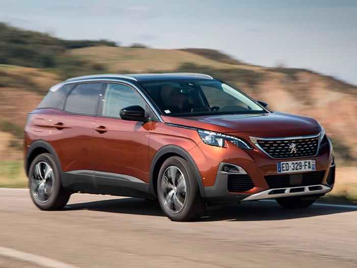 Prueba de consumo (248): Peugeot 3008 Allure 1.6 BlueHDi 120 CV