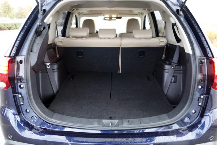 03- Mitsubishi Outlander siete Plazas