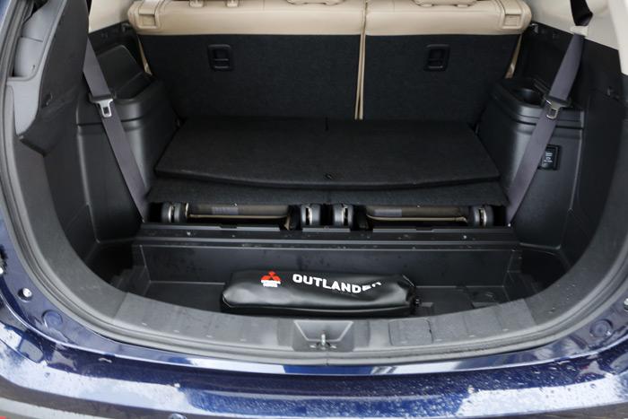 04- Mitsubishi Outlander siete Plazas