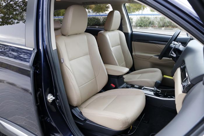 22- Mitsubishi Outlander siete Plazas