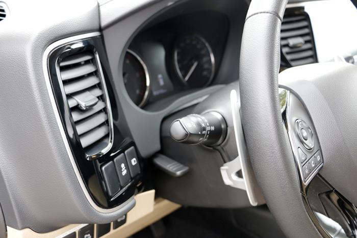31- Mitsubishi Outlander siete Plazas