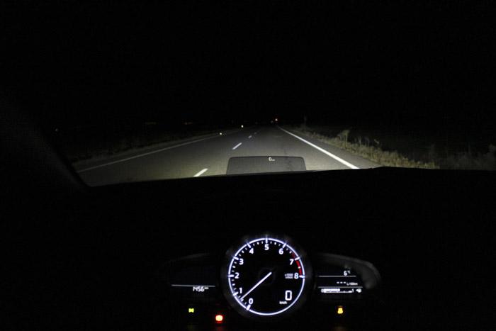 02- Nocturnos Mazda 3