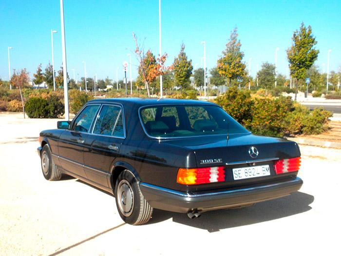 Mercedes clase e 124 exterior espejo ajuste metal brazo-lado del conductor