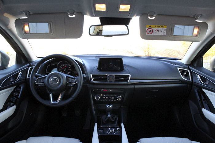 45-Diurnos Mazda 3