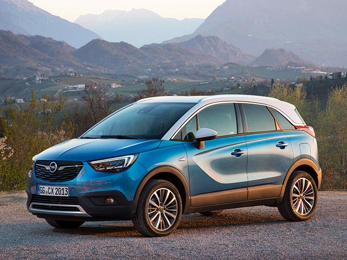 Prueba de consumo (252): Opel Crossland-X 1.6-CDTi 120 CV