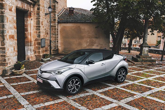 Prueba de consumo (250): Toyota C-HR Hybrid 1.8 VVT-i 122 CV