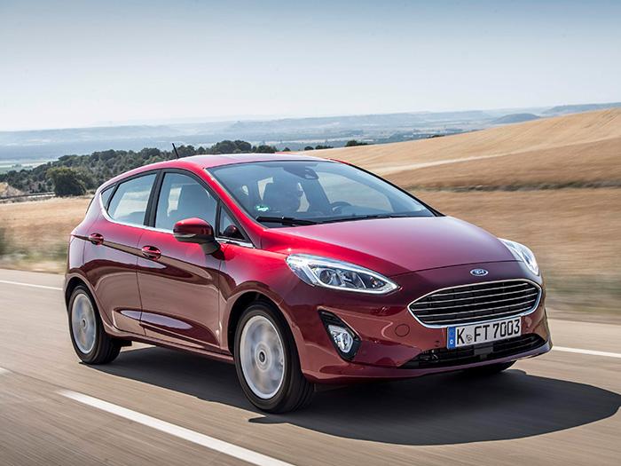 Prueba de consumo (253): Ford Fiesta Titanium 1.5-TDCi 120 CV