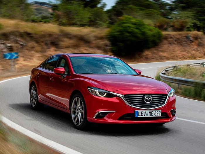 Prueba de consumo (254): Mazda-6 Sedán 2.2-D Luxury 175 CV
