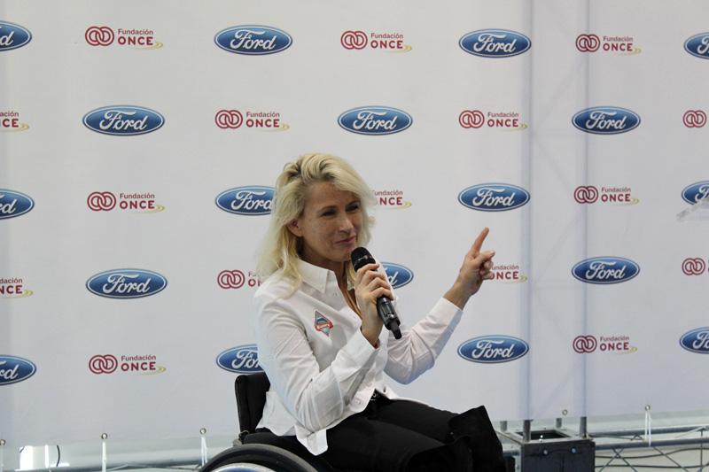"""Gema Hassen-Bey para Ford Adapta: """"La tecnología nos hará libres"""""""