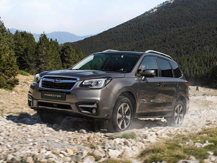 Prueba interesante (90): Subaru Forester 2.0i 150 CV AWD Lineartronic