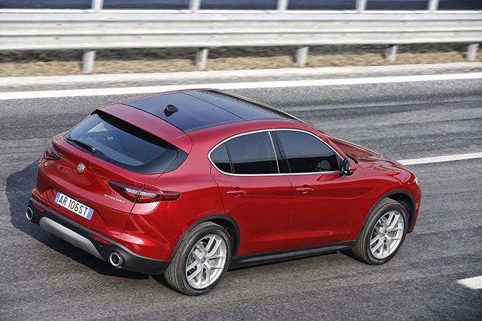 Prueba interesante (88): Alfa-Romeo Stelvio 2.0 280 CV AT-8 Q4