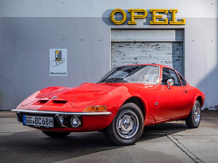 Hace medio siglo: Opel GT 1.9