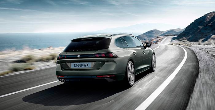 Peugeot 508 SW: paso adelante, paso atrás