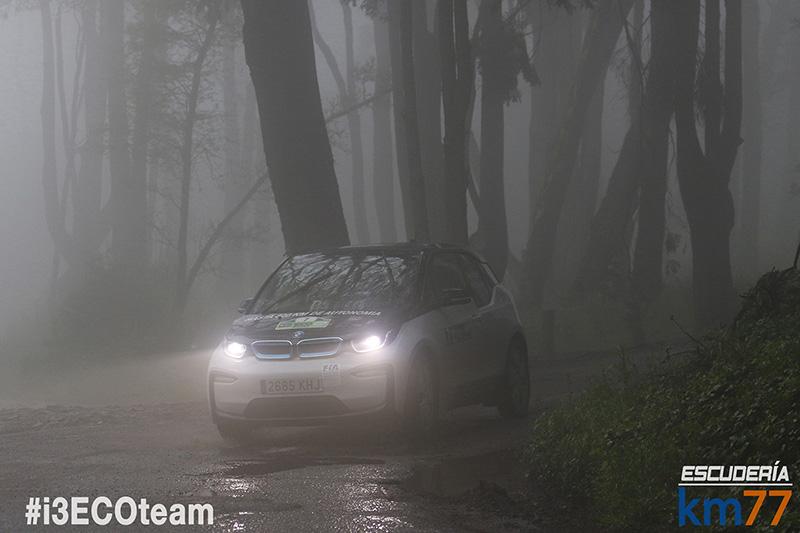 Portugal ECO Rally. Un segundo puesto muy sufrido.
