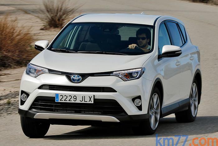 Prueba doble de consumo (258): Toyotas híbridos: RAV-4/Yaris