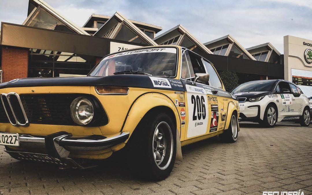 Previo al ECO Rally de Bohemia. En directo, hoy sábado 30 de junio de 2018.