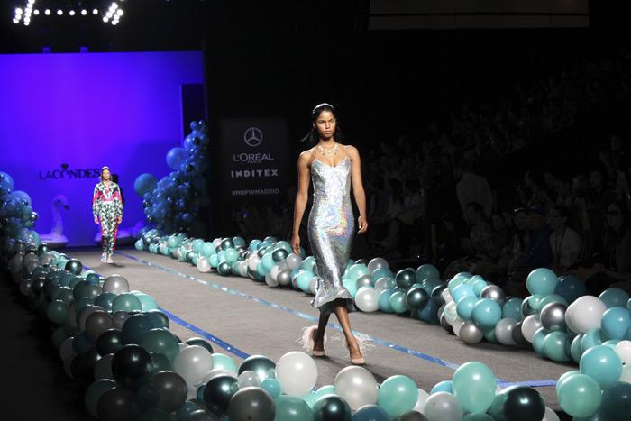 Mercedes-Benz Fashion Week. Confieso. Me he enamorado de La Condesa.