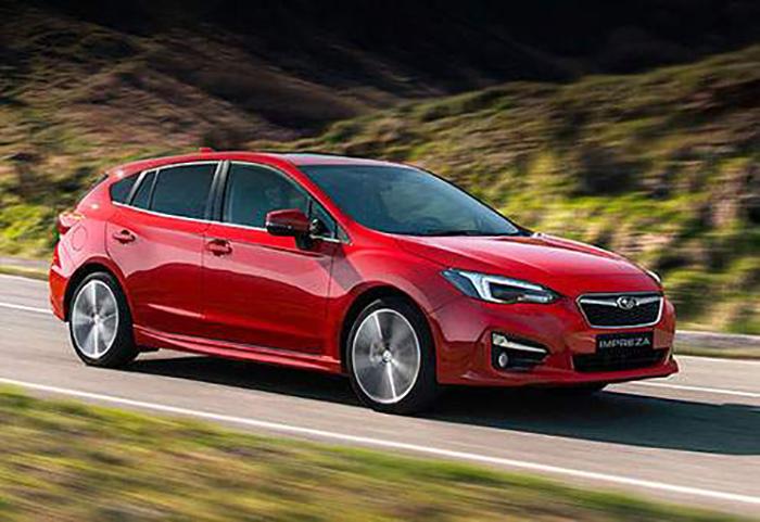 Prueba de consumo (265): Subaru Impreza 1.6-i 114 CV Lineartronic AWD