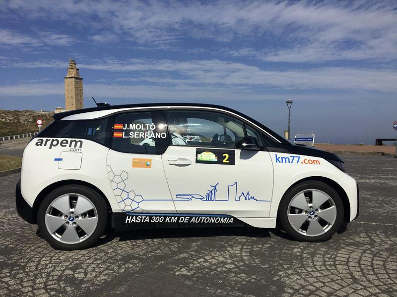 Vendemos un BMW i3 94 Ah. Casi nuevo, por 29.000 € (PVP nuevo, 44.000 €)