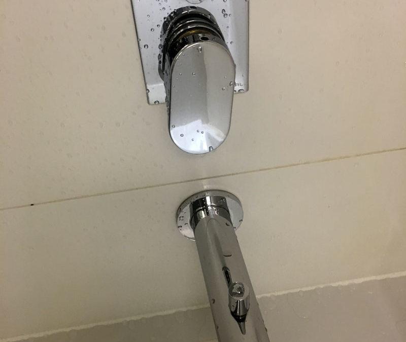 La batalla de las duchas