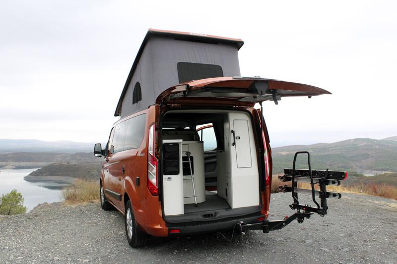 Ford Transit Nugget: una casita pintona