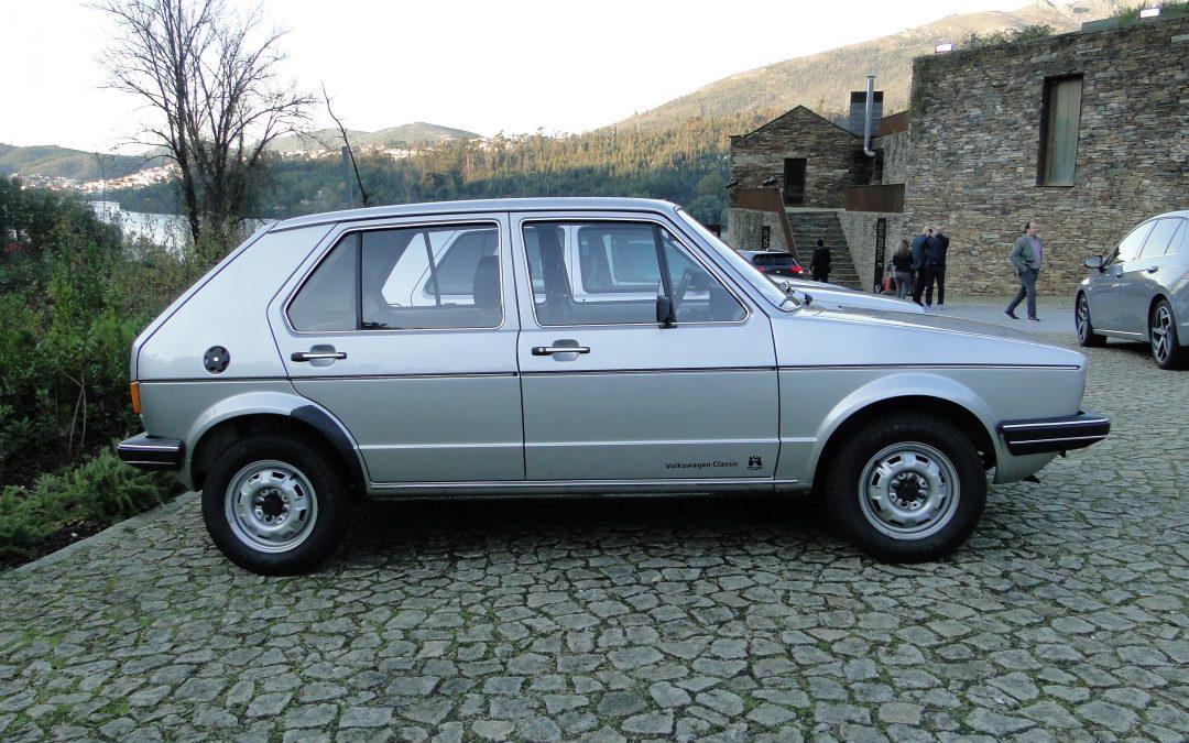 El Volkswagen Golf 8 lo tuvo complicado para ser el protagonista en su día.