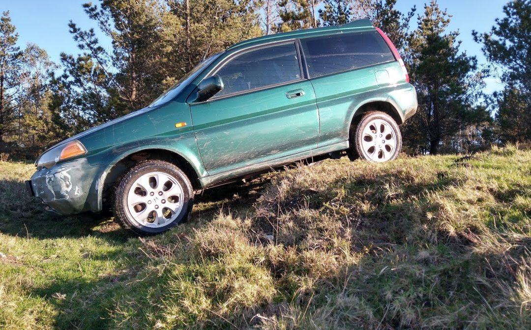 Honda HR-V 3p 1.6i 4WD (1999)