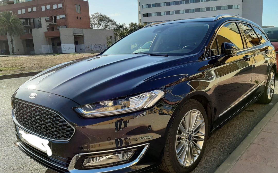 Ford Mondeo Vignale 2.0 TDCI BITURBO SB (2015)